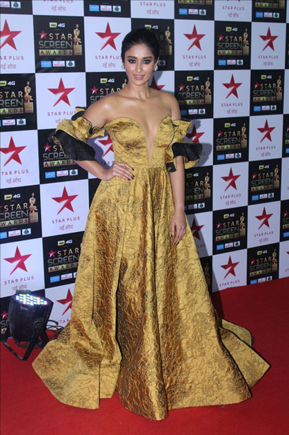Actress Actress-Ileana-D``Cruz at the red carpet of