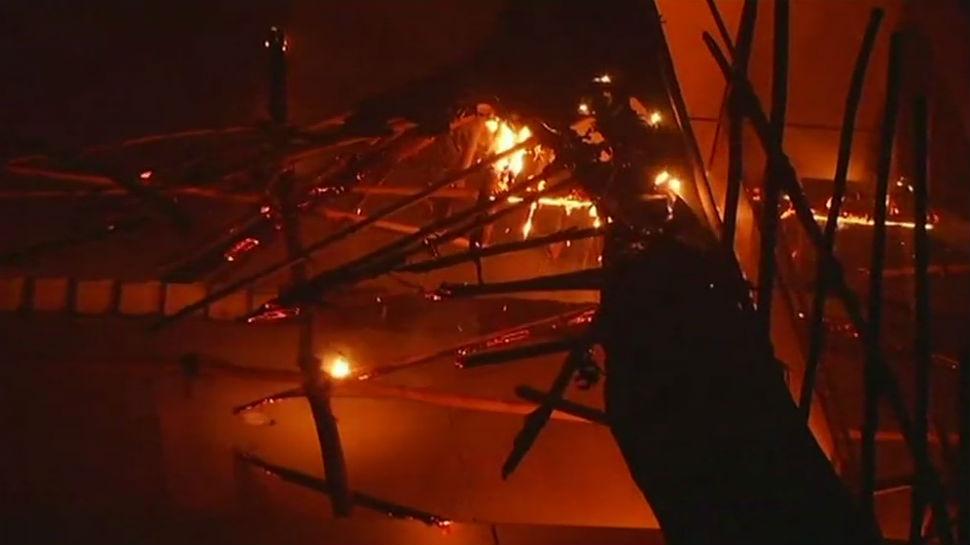 Fire in Mumbai`s Kamala Mills claims several lives