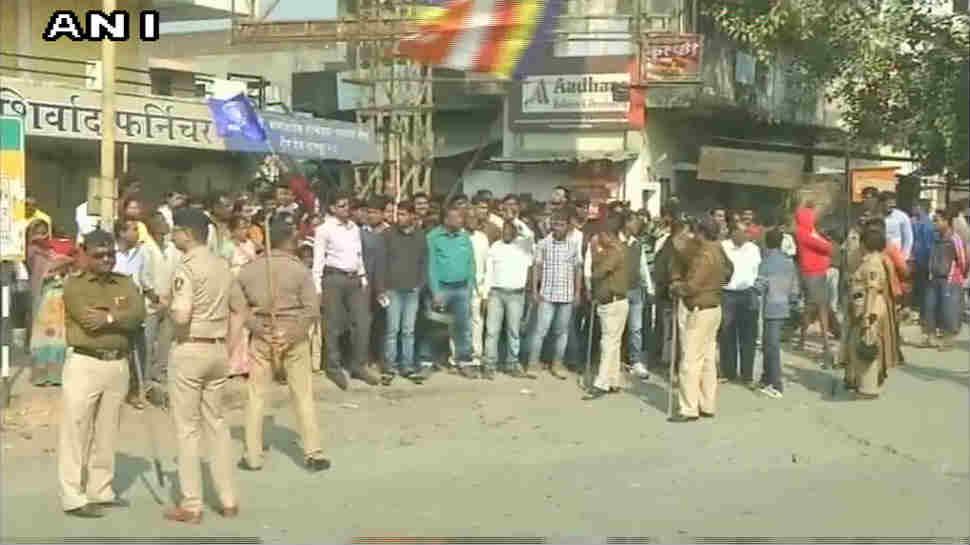 महाराष्ट्र बंद : दुपारी एक वाजेपर्यंत राज्यात कुठे काय काय घडलं?