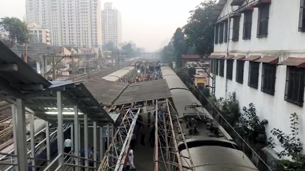 महाराष्ट्र बंद मागे घेतल्यानंतर रस्ते, रेल्वे वाहतूक हळूहळू पूर्वपदावर