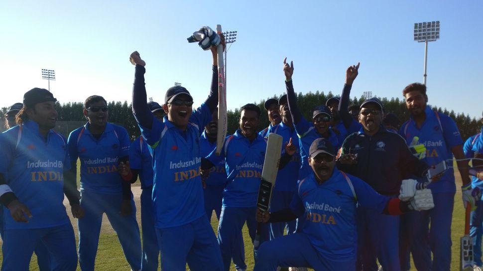 क्रिकेट वर्ल्डकप: भारताने पाकिस्तानला चारली पराभवाची धूळ