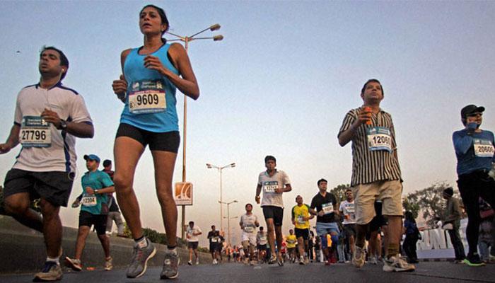 'मुंबई मॅरेथॉन'च्या आयोजकांना न्यायालयाचा जोरदार दणका