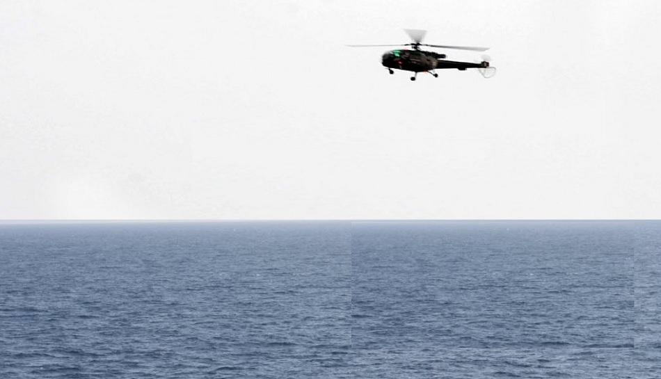 3 तासानंतर लागला बेपत्ता हेलिकॉप्टरचा शोध, 4 मृतदेह सापडले