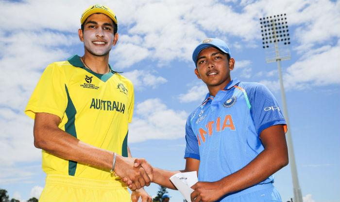 अंडर १९ वर्ल्डकप : भारताचा ऑस्ट्रलियावर दणदणीत विजय