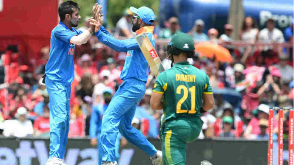 उद्या रंगणार भारत विरूद्ध साऊथ आफ्रिका चौथा वनडे सामना