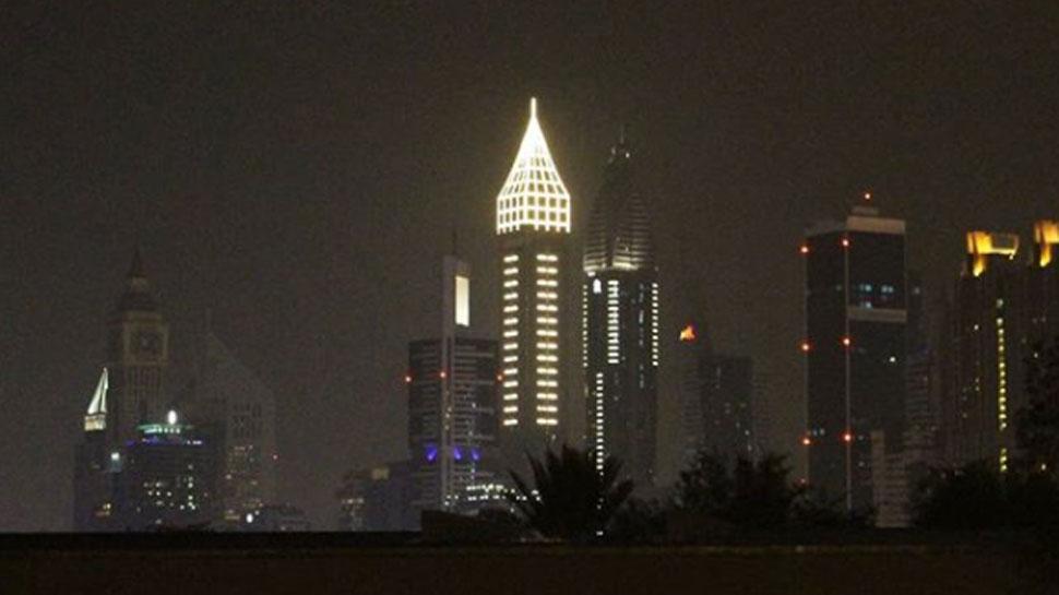 दुबईत जगातील सर्वात उंच हॉटेलचे उद्घाटन