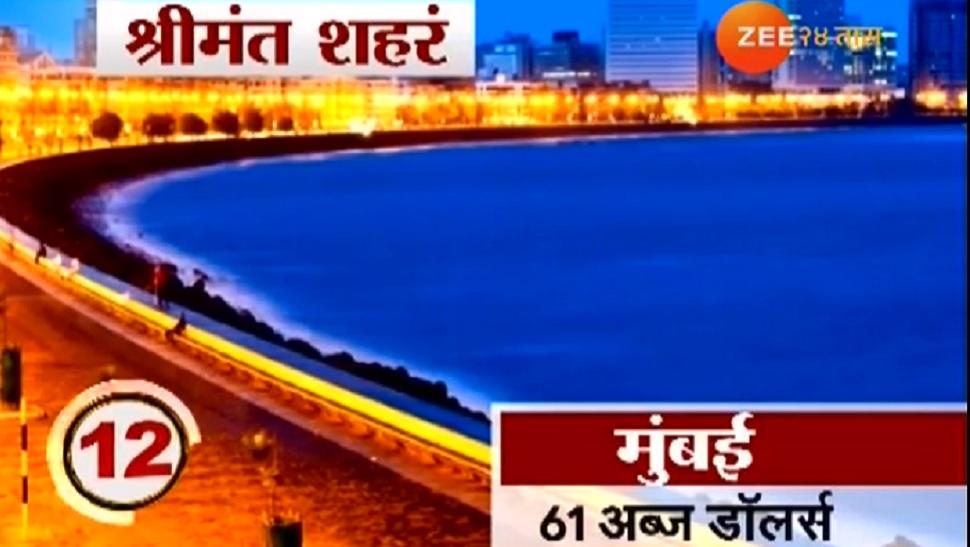 झगमग आणि तगमग... ये है आमची मुंबई!