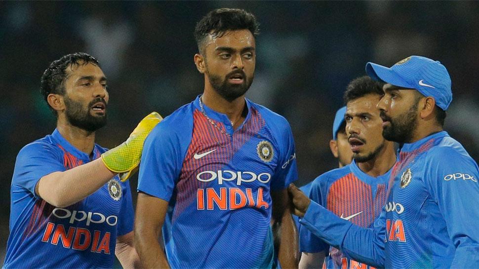 बांग्लादेशविरुद्धच्या टी-20मध्ये भारताचा विजय