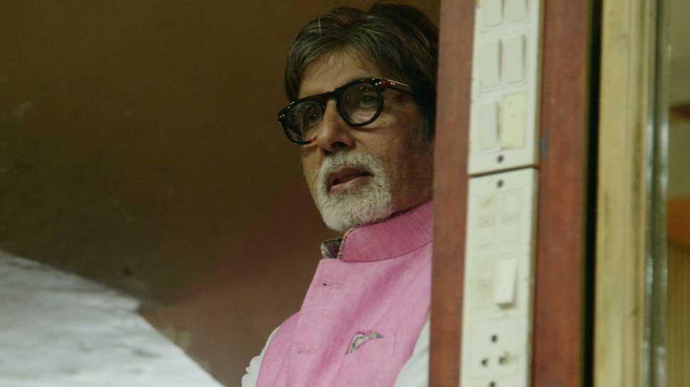 अमिताभ बच्चन यांचा 'हा' फोटो होतोय व्हायरल