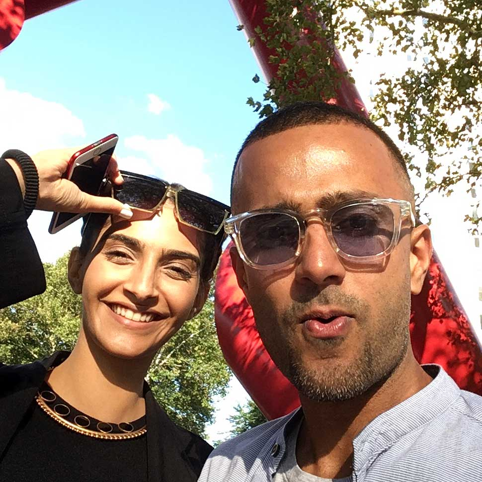 Sonam Kapoor tying the knot with beau Anand Ahuja