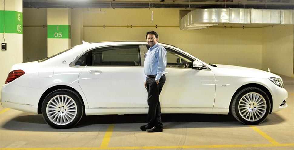 Ramesh babu owns 400 Cars including luxury Mercedes & BMW