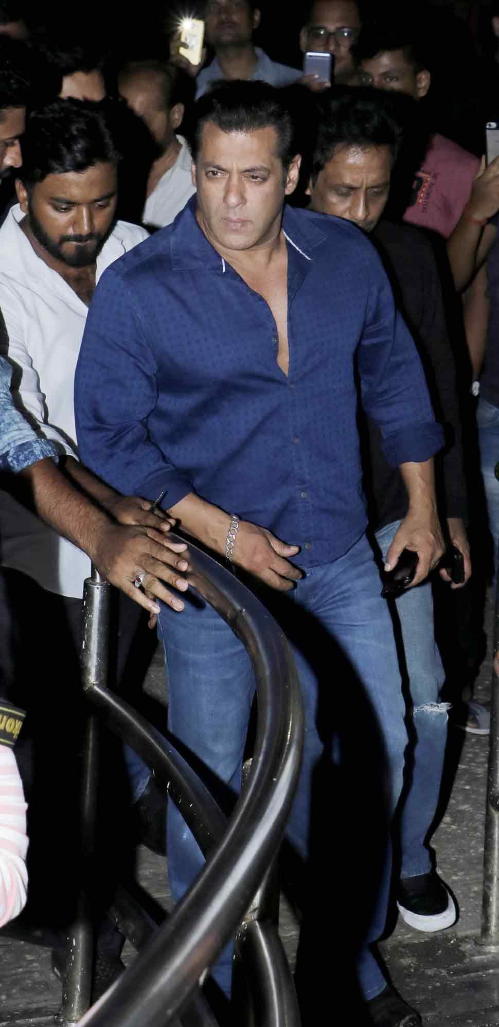 Salman Khan, Race 3, Special Screening
