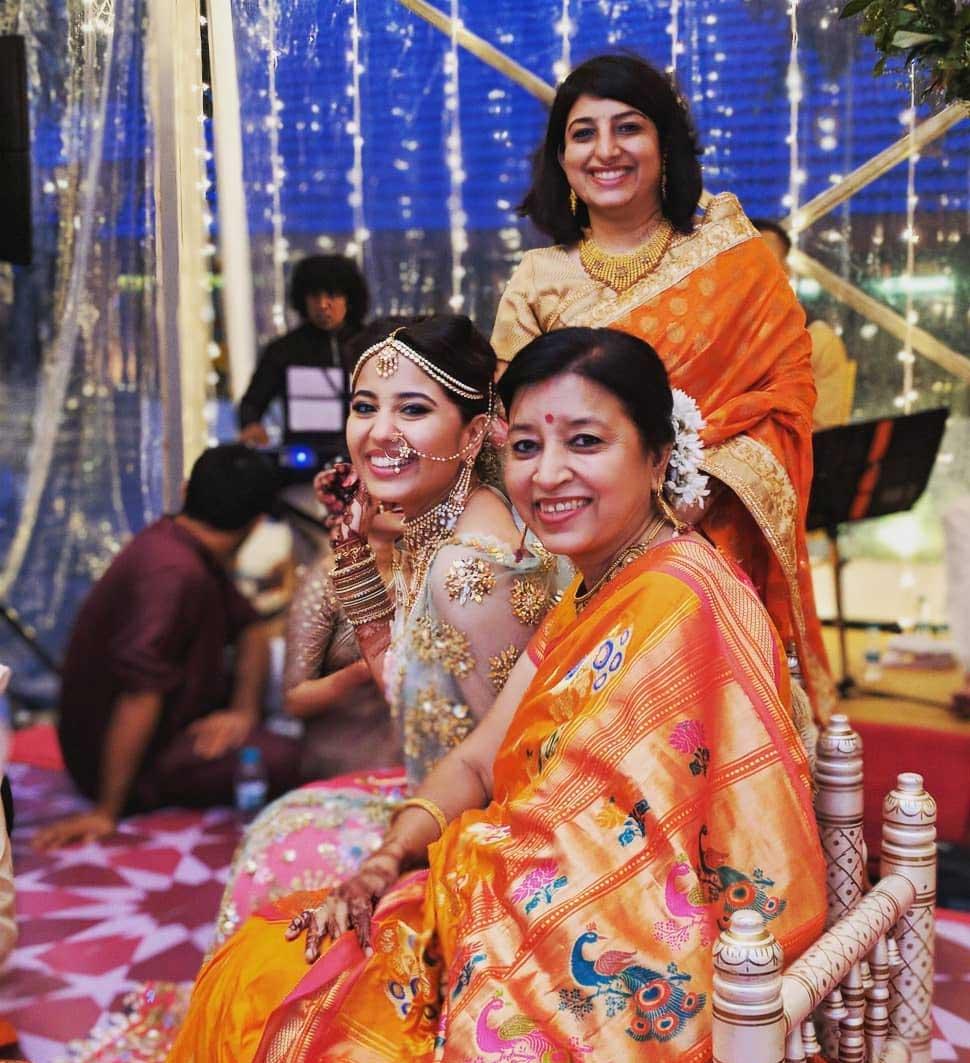 Shweta Tripathi tied the knot with rapper boyfriend Chaitnya Sharma
