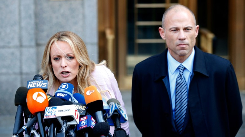 डोनाल्ड ट्रम्प यांच्यावर आरोप करणाऱ्या पॉर्नस्टार स्टॉर्मी डॅनियल्सला अटक