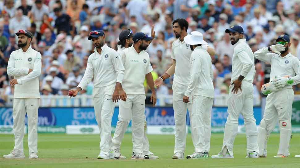 टॉस पडण्याआधीच भारतीय टीमची यादी लीक