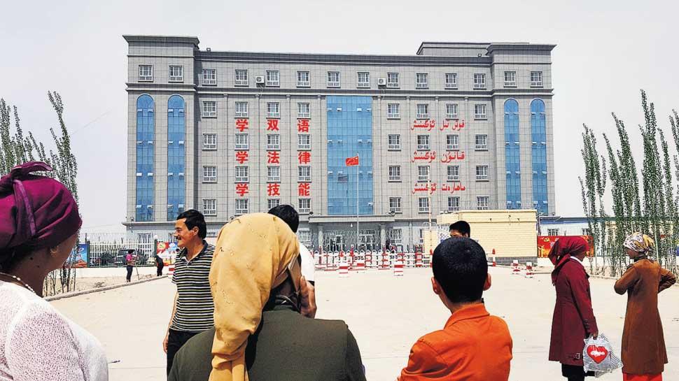 मुस्लिमांना 'देशभक्त' बनवण्यासाठी चीनमध्ये प्रशिक्षण कॅम्प