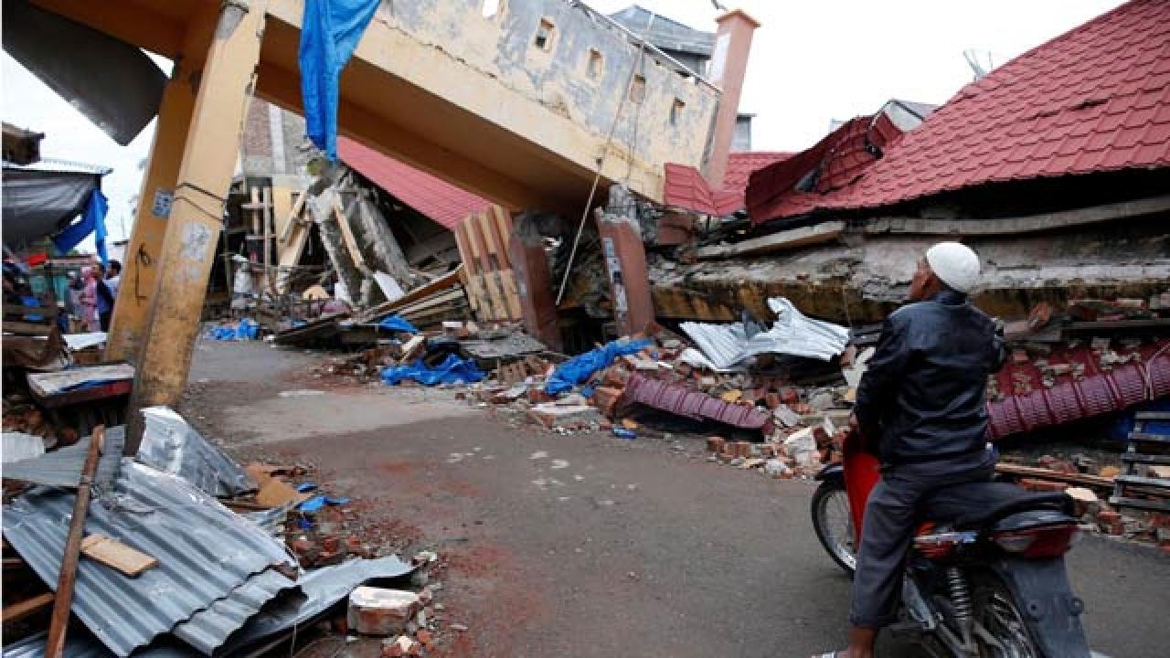 सावधान! देशात भयंकर भूकंप येण्याची शक्यता