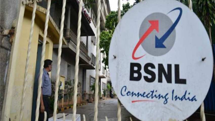 बीएसएनएलकडून खुशखबर, 4 जी मोबाईल सेवा