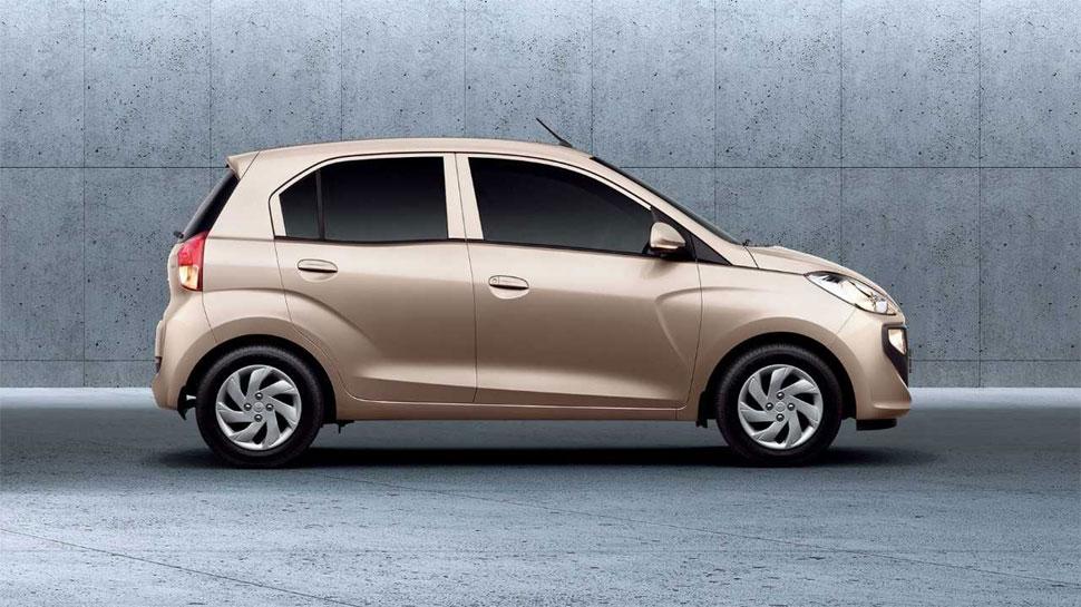 Hyundai Santro ला मिळतोय जबरदस्त प्रतिसाद, तोडले सर्व रेकॉर्ड