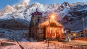 हिमाचलमध्ये हिमवर्षाव, बद्रीनाथवर पांढरी चादर