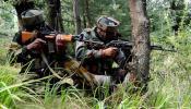 कश्मीरमध्ये ६ दहशतवाद्यांचा खात्मा