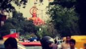 दिल्लीतल्या हनुमानाला घडणार हवाई सफर