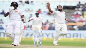 कोलकाता कसोटीत श्रीलंकन फलंदाजाने अशी केली चीटिंग