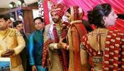 EXCLUSIVE: पाहा भुवनेश्वर कुमारच्या लग्नाचे खास फोटोज