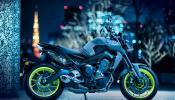 यामाहाची  नवीन  सुपर बाईक  एम् टी - ०९ ,  किंमत  १०.३३ लाख