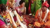अभिनय सावंत आणि पूर्वा पंडित अडकले लग्नबंधनात