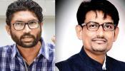 गुजरात निवडणुक 2017: जिग्नेश मेवानी, अल्पेश ठाकोर आघाडीवर