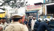 मुंबईमध्ये फरसाणच्या दुकानाला आग, १२ जणांना मृत्यू