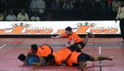 कबड्डी लिग : कुर्ला किंग्जचा सलग दुसरा विजय