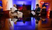 Zee News Exclusive : विकास हेच आमचे ध्येय - पंतप्रधान मोदी