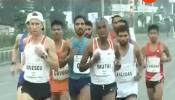 मुंबई मॅरेथॉनवर इथियोपियाच्या धावपटूंचं वर्चस्व