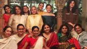 जया बच्चन यांनी अशी साजरी केली वसंत पंचमी....