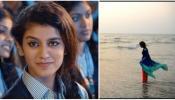 प्रिया प्रकाशचा आणखी एक व्हिडिओ व्हायरल