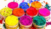अशाप्रकारे घरच्या घरी बनवा होळीचे नैसर्गिक रंग!