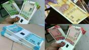 1000, 350 आणि 5 रुपयांच्या व्हायरल नोटीमागील सत्य...