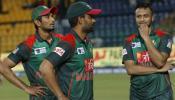 मैदानात बांग्लादेशी खेळाडूंचं लाजीरवाणं प्रदर्शन, आयसीसीची कारवाई