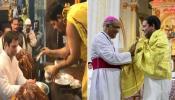 मंदिरात माथा टेकला, मस्जिदमध्ये चादर चढवली, चर्चमध्ये प्रार्थनाही केली