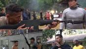 बागी २ मेकिंग व्हिडिओ शेअर ; टायगरचा अॅक्शन किंग अवतार