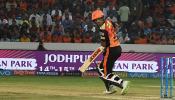हैदराबादच्या टीमला झटका, ७३ मॅच खेळल्यानंतर धवन बाहेर
