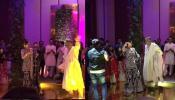 सोनम कपूर आणि जया बच्चनने रिसेप्शनमध्ये केला जबरदस्त डान्स...पाहा व्हिडीओ