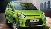 Maruti Alto ने अव्वल क्रमांक गमावला, विक्रीच्या बाबतीत ही कार ठरली नंबर 1