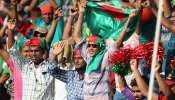 श्रीलंकेला हरवल्यानंतर बांगलादेशी समर्थकांचं स्टेडियममध्ये स्वच्छता अभियान