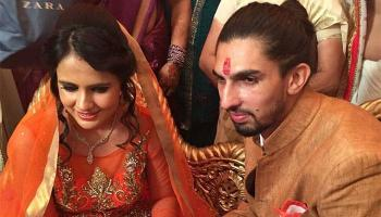 Ishant Sharma gets engaged to basketball player Pratima Singh