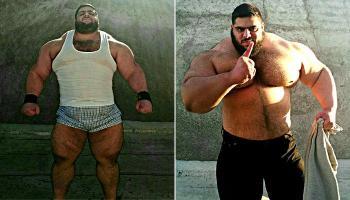 रिअल लाइफमधील Hulk