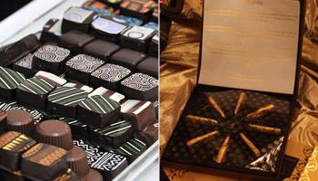 जगातली सगळ्यात महागडी चॉकलेट्स