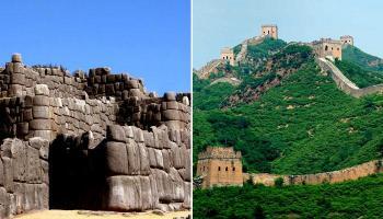जगातील १० प्रसिद्ध भिंती